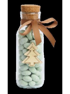Migdolai pistacijų šokolade, 300 g