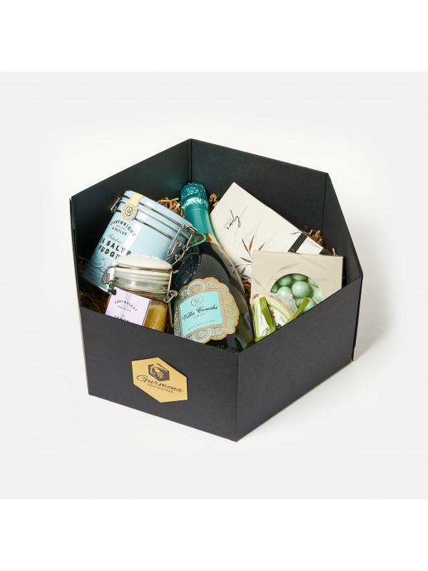 Dovanų rinkinys kolektyvui Tiffany spalvos